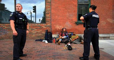 Mental Illness and Police